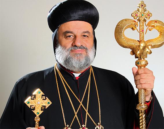 البطريرك أفرام الثاني: أطلب من الغرب شيئاً واحداً؛ كفّوا عن تسليح قاتلينا