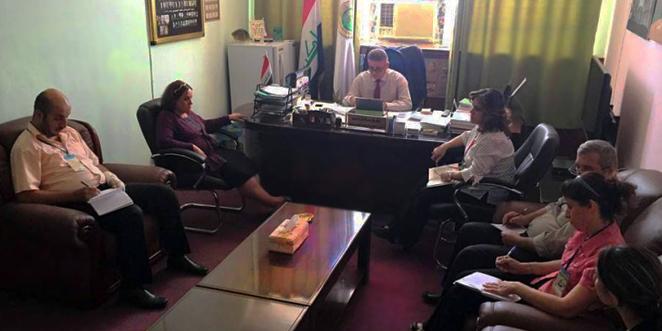 العراق – الدراسة السريانية تعيد تنظيم هيكليتها الجديدة بعد ثلاث سنوات من تشكيلها