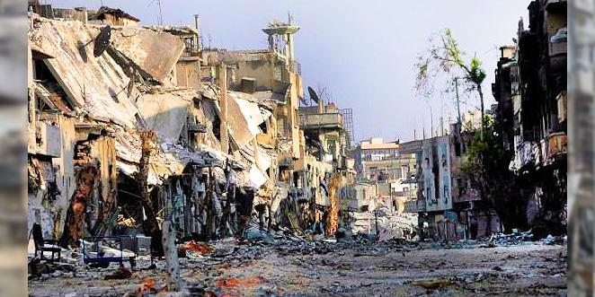 كاهن سوري: وضع مأساوي في حلب لإنقطاع المياه لعدة أسابيع