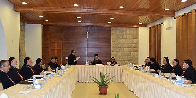 لبنان ـ البطريرك يونان يفتتح سينودس أساقفة كنيسة السريان الكاثوليك