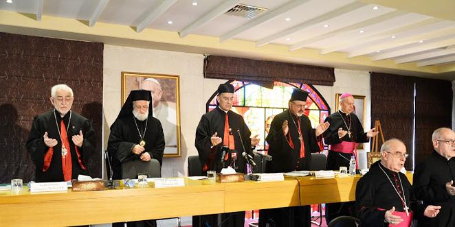 البيان الختامي للدورة الـ49 لمجلس البطاركة والأساقفة الكاثوليك في لبنان