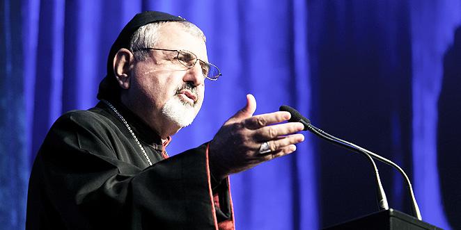 البطريرك يونان: الحضور المسيحي في الشرق مهدَّد بالزوال