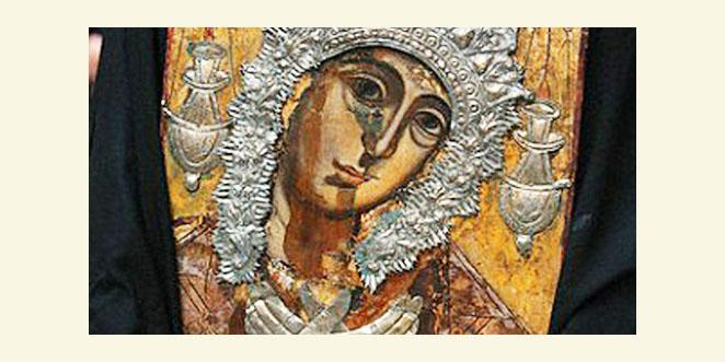 اكتشاف أيقونة نادرة في مسقط رأس السيد المسيح