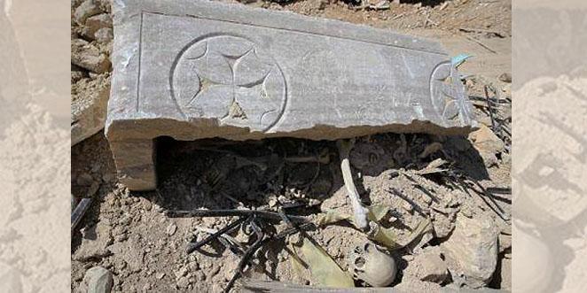 وسط المجازر في سوريا، ذخائر قدّيس تبعث على الأمل