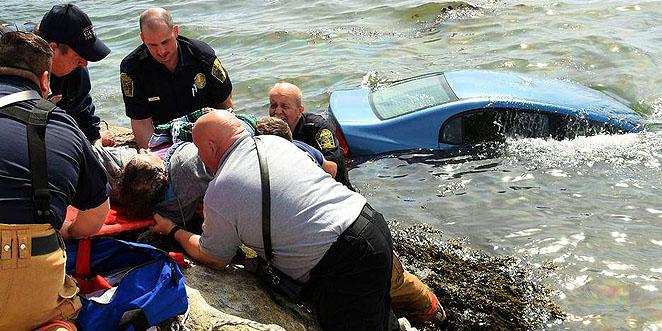 طفلة تنقذها الملائكة .. خبر يهز الصحافة الاميركية