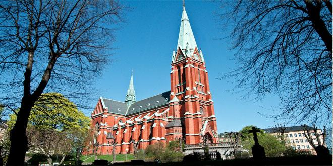 أجراس الكنائس السويدية تقرع من أجل السلام في سوريا