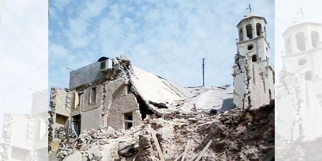 مسيحيون باقون في مدينة حلب السورية: نمر في عملية 'تطهير عرقي'