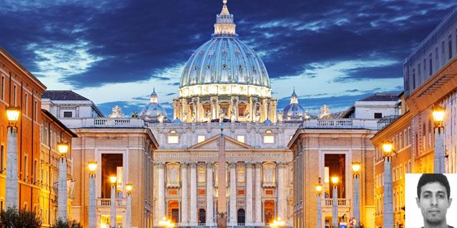 """إيطاليا: القبض على مغربي خطط لتفجير """"الفاتيكان"""""""