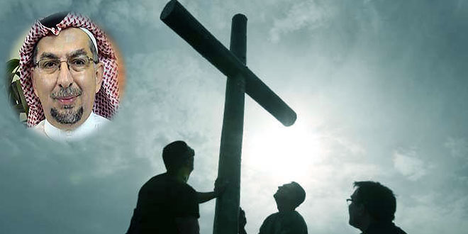 حوار مع سعودي يعتنق المسيحية ويدعو للتبشير في المملكة