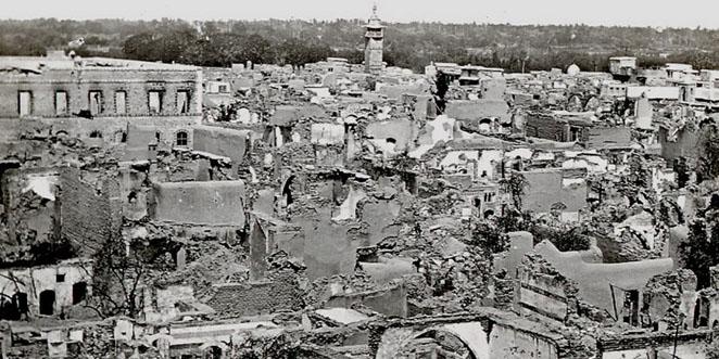 وصمة عار في تاريخ دمشق .. فاجعة مذبحة المسيحيين عام 1860
