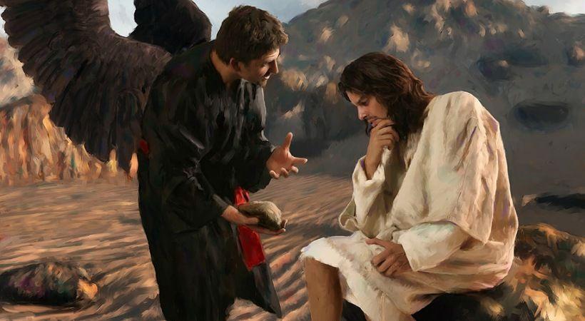 النقاش بين يسوع المسيح والشيطان.. بقلم: مارتن كورش تمرس لولو